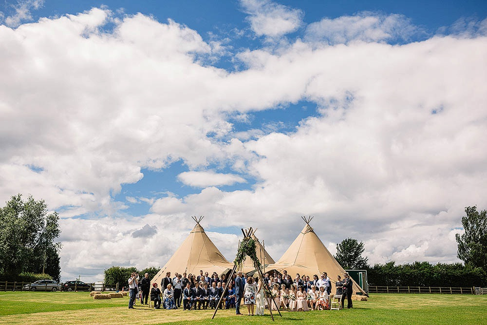 wedding industry awards all about me best tipi and maruqee provider