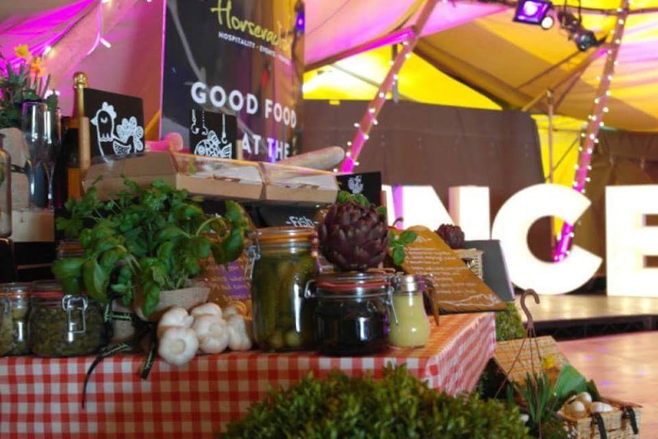horseradish catering