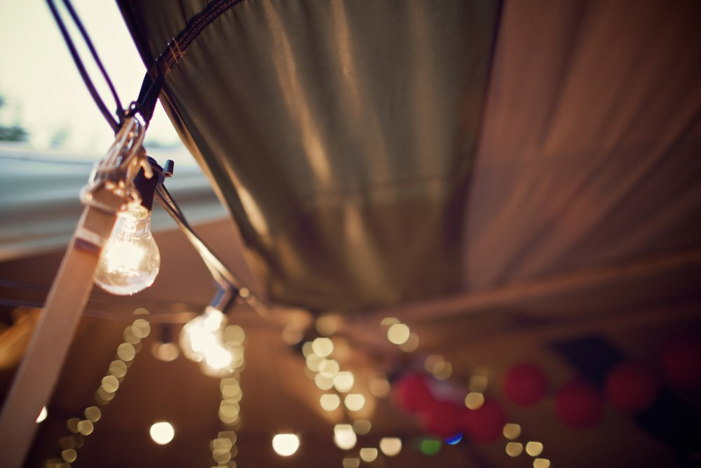 festoon and fairy lights