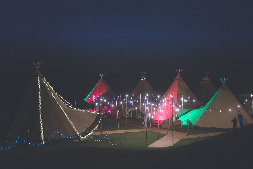 Tipi Winter Wedding - All About Me Marquees_0013