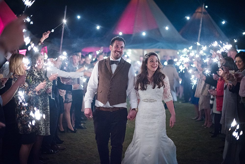Tipi Winter Wedding - All About Me Marquees_0015
