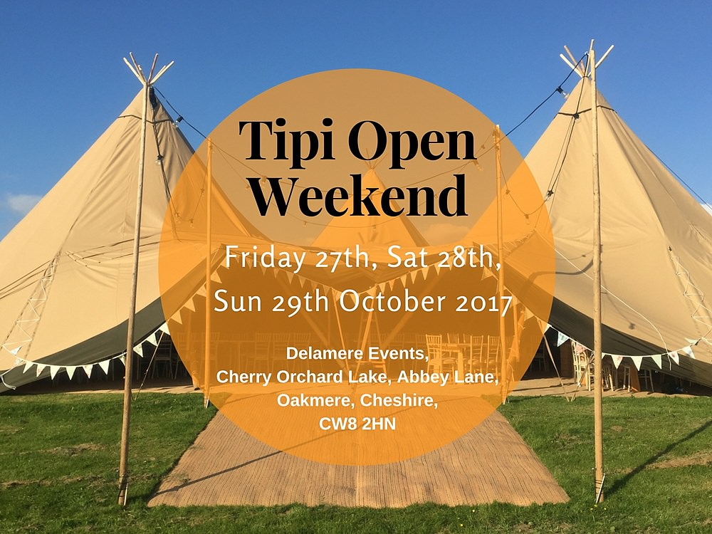 All About ME TIPI Open Weekend