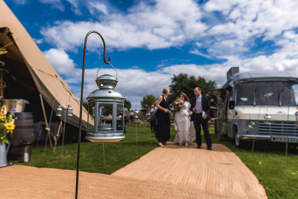 All About Me Tipi Wedding