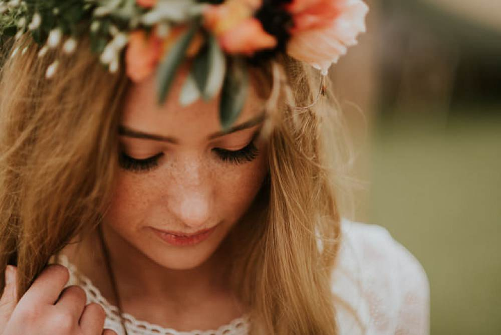 Boho Tipi Wedding Inspiration