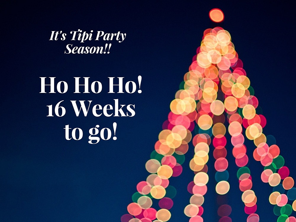 Christmas Party Ideas London Part - 50: Christmas Party Tipi
