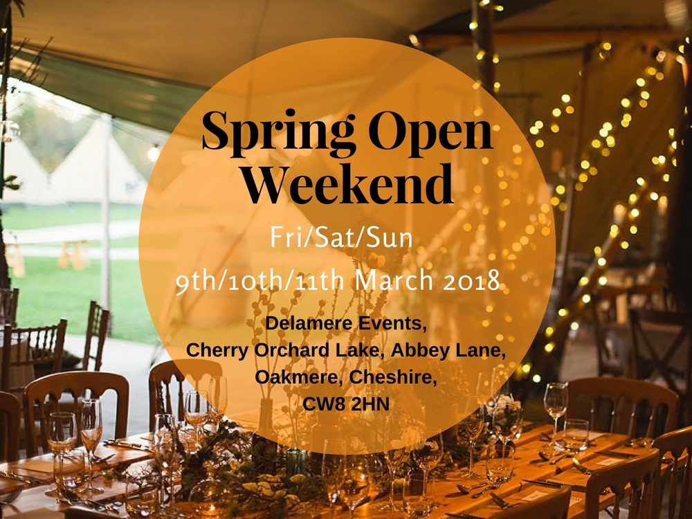 Spring Open Weekend All Aboiut Me