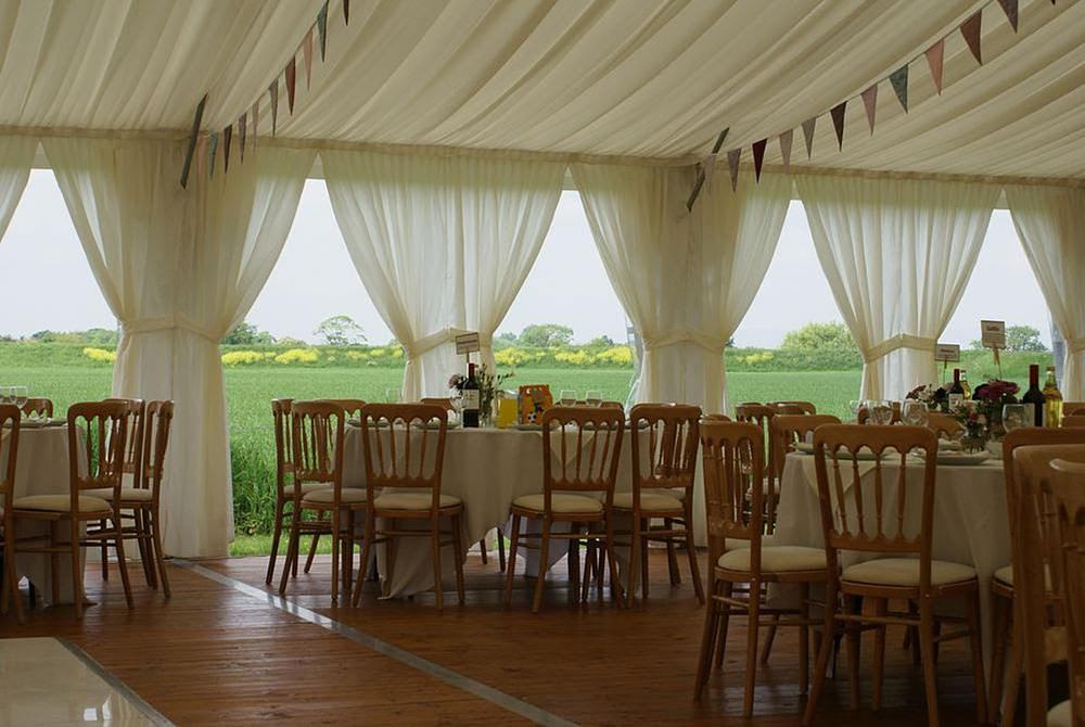 clear span marquees