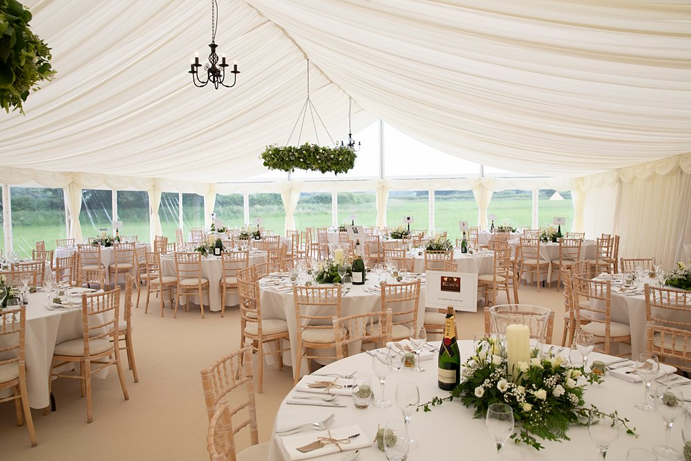 style you wedding marquee
