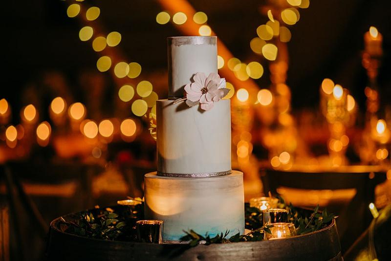 tipi celestial wedding inspiration