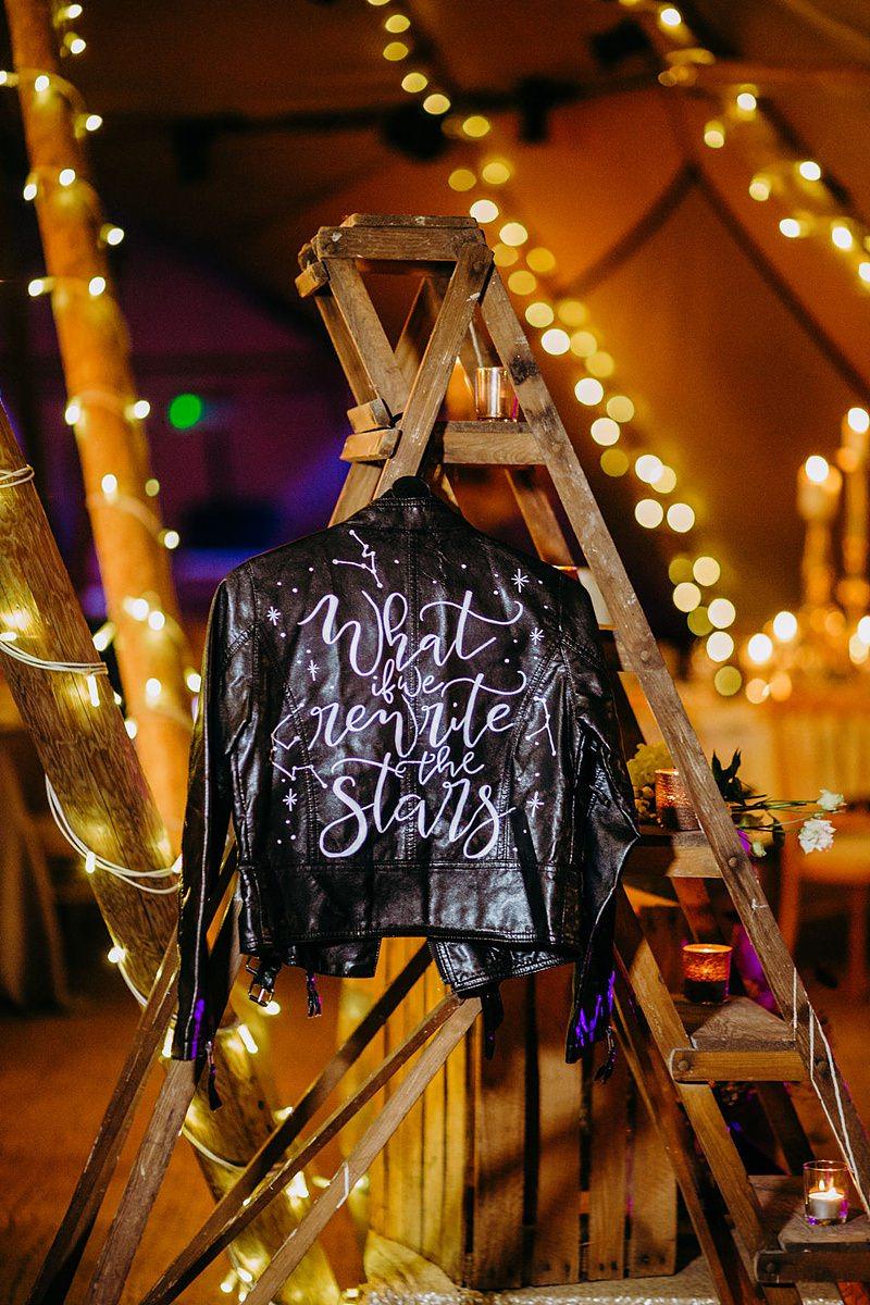 rewrite the stars tipi wedding celestial wedding