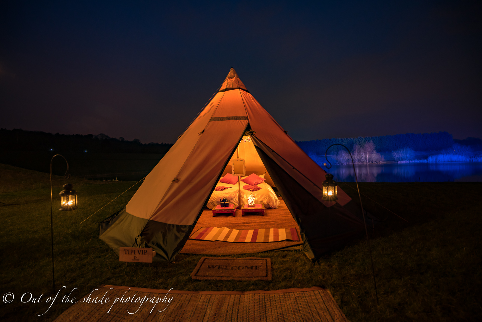 glamping village all about me open weekend 2021