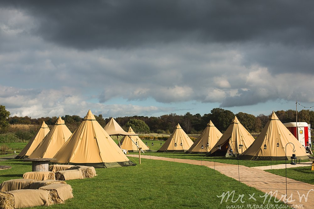all about me marquees Glamping