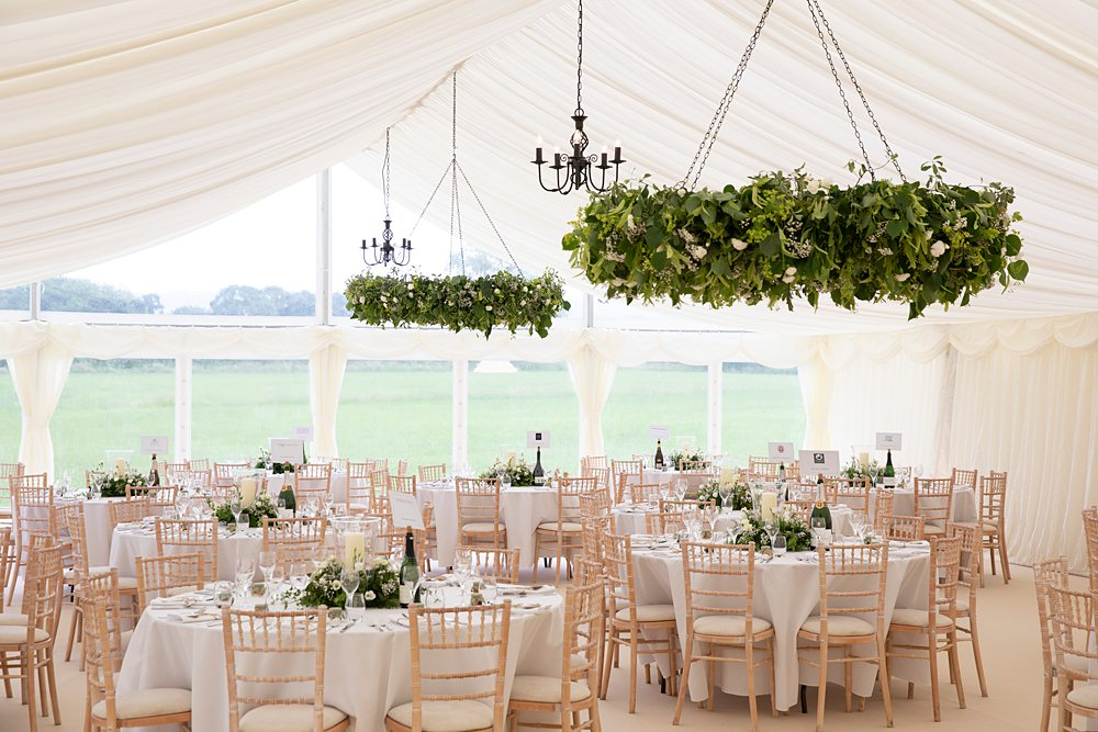 Top Tips How To Style Your Wedding Marquee