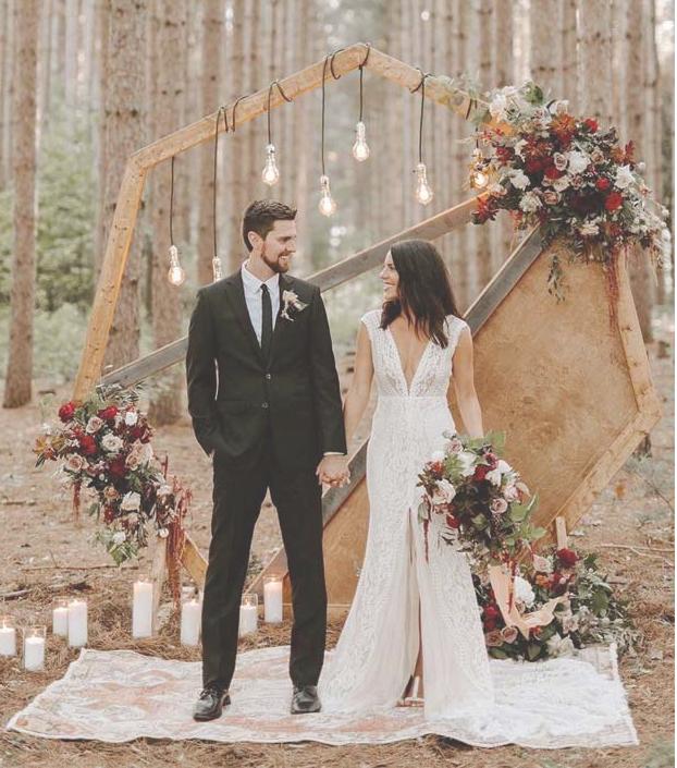 Smaller Weddings