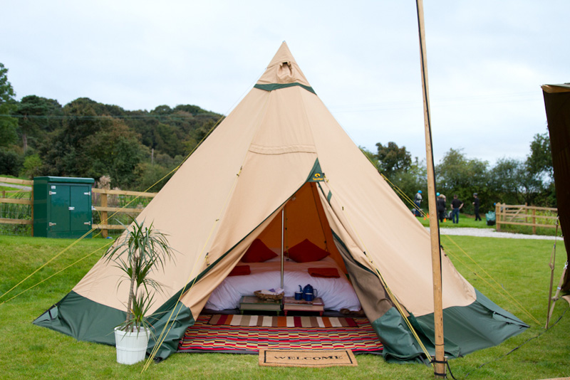 new product ce92c 27c7c Tipis & Marquees for Glamping | All About Me