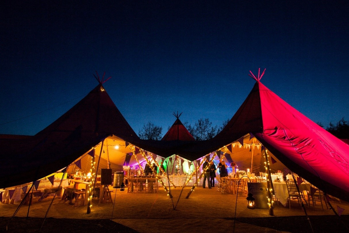 huge discount 595b0 46680 Tipi Hire Birmingham | All About Me | Marquees and Events